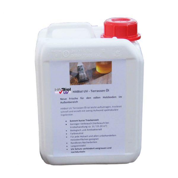 terrasolie 5 liter